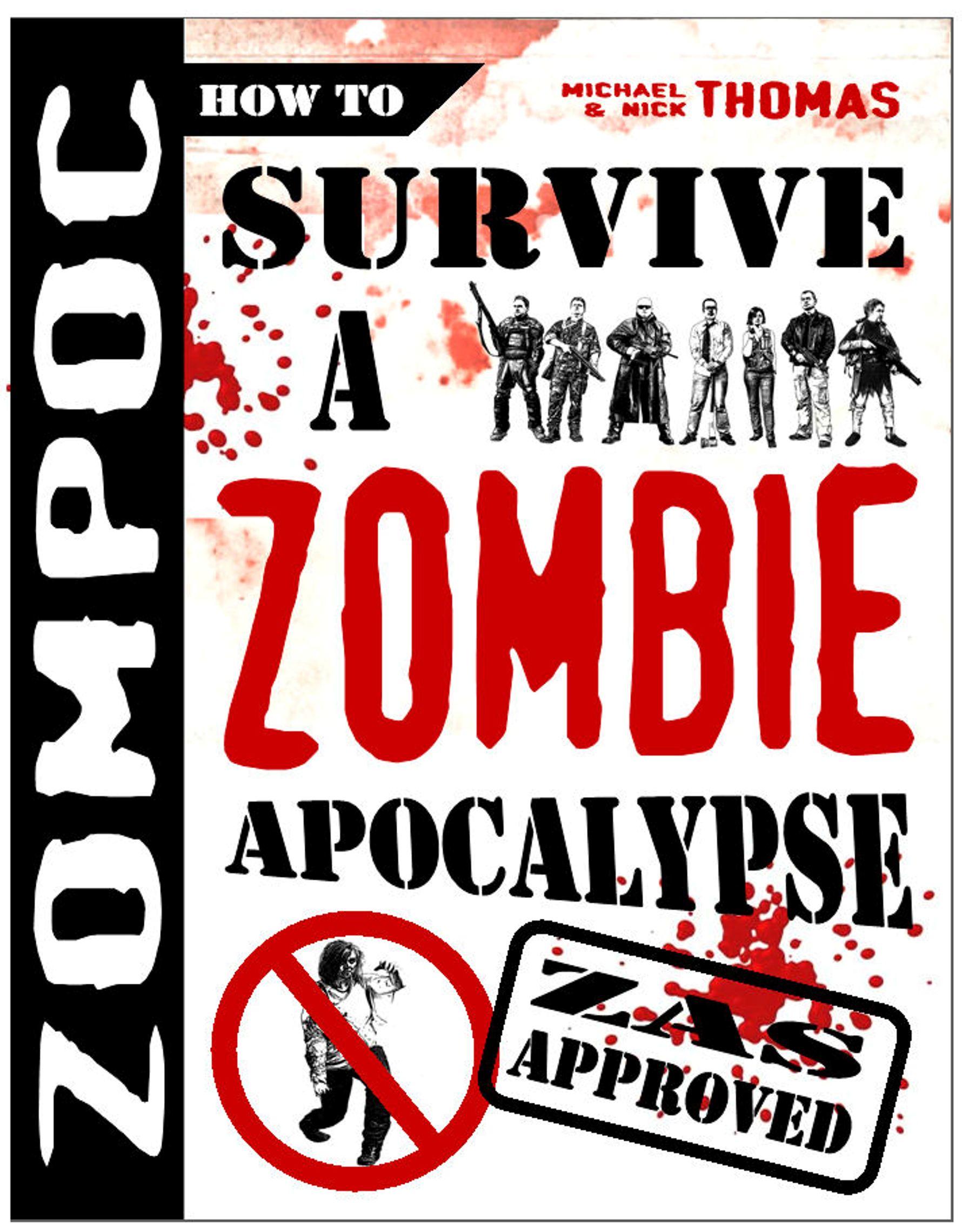 Набор для выживания при зомби апокалипсисе своими руками шаблоны